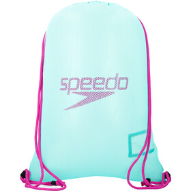 speedo Equipment Mesh Rugzak L, spearmint/ diva